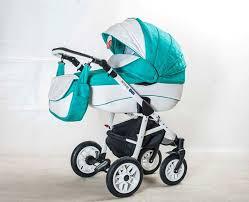 коляска для новорожденных adamex